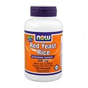 Red Yeast Rice 600mg - 120 caps