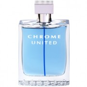 Azzaro Chrome United Eau de Toilette para homens 100 ml