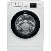 Masina de spalat rufe Hotpoint Ariston Natis RSSG 603 B EU, 6 kg, 1000 rpm, A+++, Woolmark Platinum Care, Slim, Alb