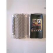 Бял силиконов гръб за HTC HD Mini