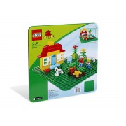 Lego Placa base verde LEGO® DUPLO®