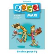 Loco Maxi Loco - Breuken Groep 6/7 (9-11 jaar)