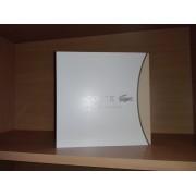Prázdna Krabica Lacoste Pour Femme, Rozmery: 23cm x 23cm x 7cm