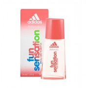Adidas Fun Sensation 75Ml Per Donna (Eau De Toilette)
