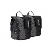 THULE Shield Pannier S - Monument/Black - Bicycle Bags & Panniers