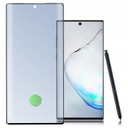 4smarts Second Glass UltraSonix Samsung Galaxy Note10 Screen Protector - Black
