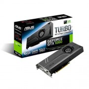 Asus Tarjeta Grafica Asus Turbo-Gtx1060-6g 6gb Gddr5 Pcie3.0 Hdmi Geforce Gtx1060