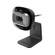 Microsoft LifeCam HD-3000 HD-webcam 1280 x 720 pix Standvoet, Klemhouder