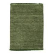 RugVista Alfombra Handloom fringes - Verde 120x180 Alfombra Moderna