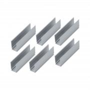 Paulmann 94215 6 clips for Plug & Shine LED strip