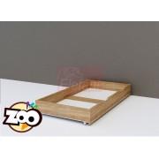 TODI ZOO Gurulós ágyneműtartó 70x140