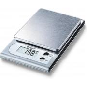 Beurer KS22 - Keukenweegschaal - 3kg - incl batterijen - RVS