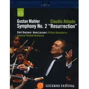 "Gustav Mahler: Symphony No. 2 ""Resurrection"" [Blu-Ray Disc]"