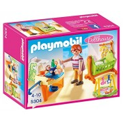 Playmobil Baby Room with Cradle