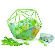 Hape - Architetrix - Bamboo Globe Building Set