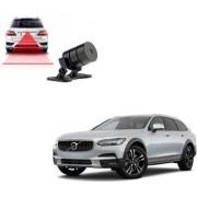 Auto Addict Car Styling Anti Collision Safety Line Led Laser Fog Lamp Brake Lamp Running Tail Light-12V Cars For Volvo V90