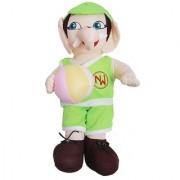 ARD Original Ball Ganesh Premium Quality Non-Toxic Super Soft Plush Stuff Toys for all age groups