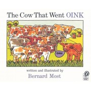 The Cow That Went Oink, Paperback