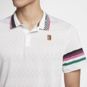 Мужская теннисная рубашка-поло NikeCourt Advantage