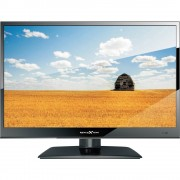 LED televizor LED1671 Reflexion 39.6 cm 15.6 cola KEU A DVB-T, DVB-C, DVB-S, HD ready, CI+ crna
