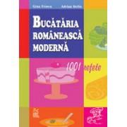 BUCATARIA ROMANEASCA MODERNA