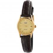 Reloj Casio Dama Dorada LTP-1094Q-9A