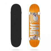 "JART - skateboard Classic 8.0""x31.85"" Jart black/orange Velikost: 8x31"
