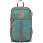 JanSport Hawk Ridge 26 L Laptop Backpack(Green, Grey)