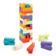 Turnul colorat de echilibru