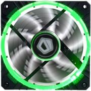 Ventilator ID-Cooling CF-12025-G 120mm Concentric Circular Green LED fan