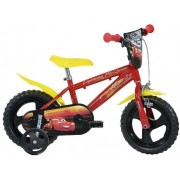 """Bicicleta copii DINO BIKES 412UL-CS3, Roti 12"""", CARS MOVIE"""