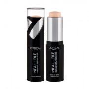 L´Oréal Paris Infallible Longwear Shaping Stick make-up e fondotinta 9 g tonalità 130 Vanilla donna