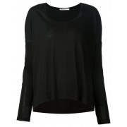 T By Alexander Wang кофта с длинными рукавами T By Alexander Wang