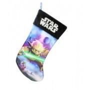 Ciorapi pentru Craciun Yoda