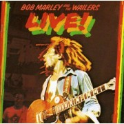 Bob Marley & The Wailers - Live!- Remastered- (0731454889629) (1 CD)