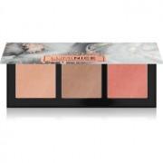 Catrice Luminice Highlight & Bronze Glow paleta de farduri iluminatoare culoare 010 Rose Vibes Only 12,6 g