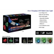 Led subacvatic Ever Changing Multi Color Light