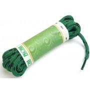 PROMA Šněrovadla (tkaničky) SPORT kulatá 170p1601 zeleno-černá 140 cm