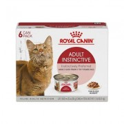 Royal Canin Adult Instinctive Thin Slices in Gravy Canned Cat Food, 3-oz, pack of 6