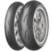 Dunlop Sportmax GP Racer D212 ( 180/55 ZR17 TL (73W) ruota posteriore, Mescola di gomma mezzo )