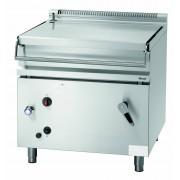 Bartscher Braisière Basculante 80 Litres 100 à 300 °C 22 kW 900x900x(H)900mm