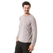 Camiseta com Proteção Solar FPU50+ Manga Longa Extreme UV Ice - Masculino