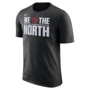 Tee-shirt de NBA Toronto Raptors Nike Dry pour Homme - Noir