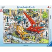 Puzzle Ravensburger - Servicii De Urgenta, 39 piese (06768)