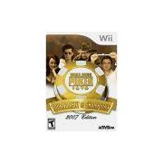 Game World Series Poker - Tourn Of Champions - Wii