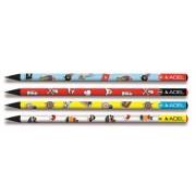 Creion Grafit HB Lemn Negru Pirates Adel