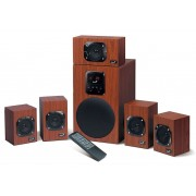 Zvučnici 5.1 Genius SW-HF5.1 4800, (45W+5*16W), Wood-