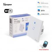 Dotykový vypínač Sonoff T1 EU 1 kanálový