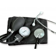 Tensiometru mechanic cu stetoscop 32693 GIMA