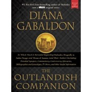 The Outlandish Companion: Companion to Outlander, Dragonfly in Amber, Voyager, and Drums of Autumn, Hardcover
